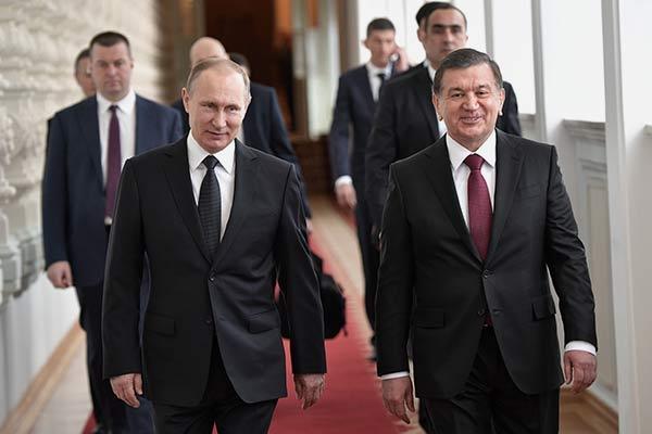 Межправительственные соглашения с РФ приведут в Узбекистан 16 миллиардов инвестиций